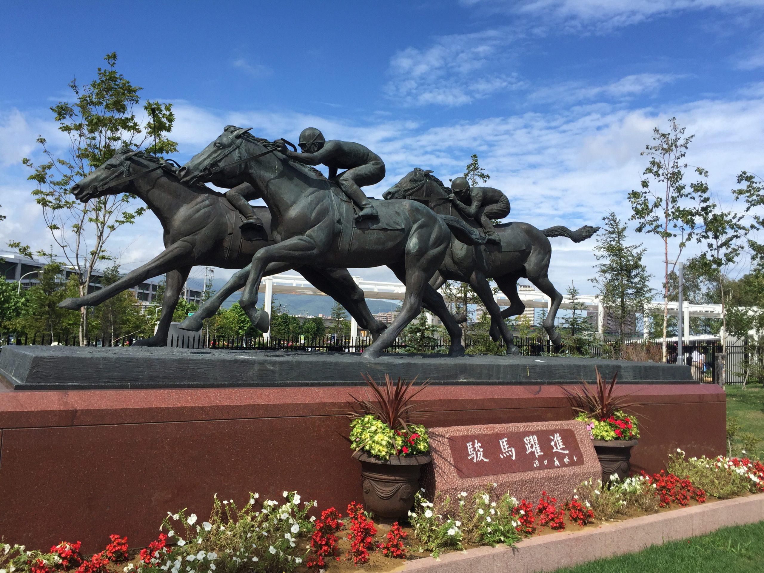 [本日から札幌開催]コロナによる無観客の札幌競馬場に寄せて