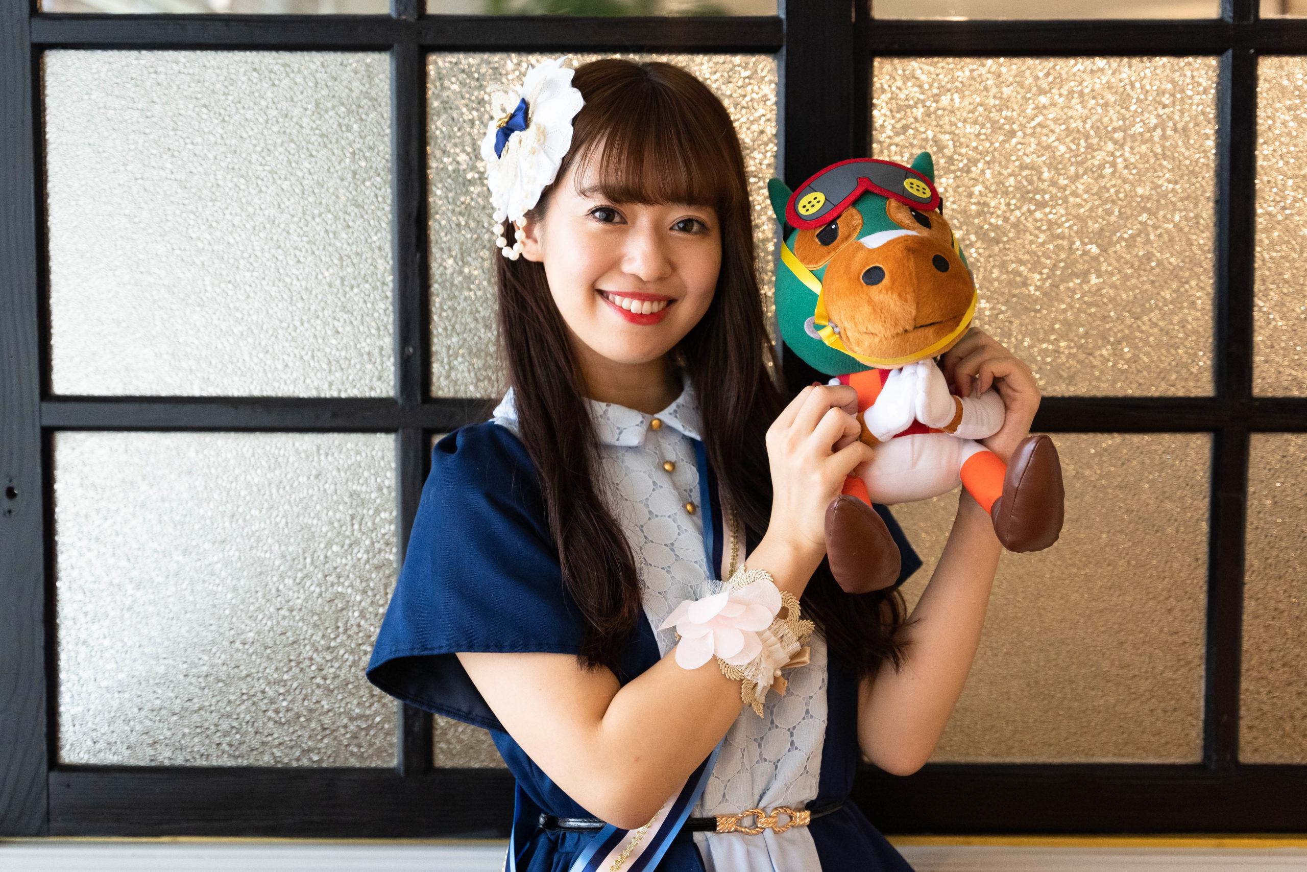 [インタビュー]馬事文化を広めたい!桜花のキセキ・成瀬琴さん独占インタビュー