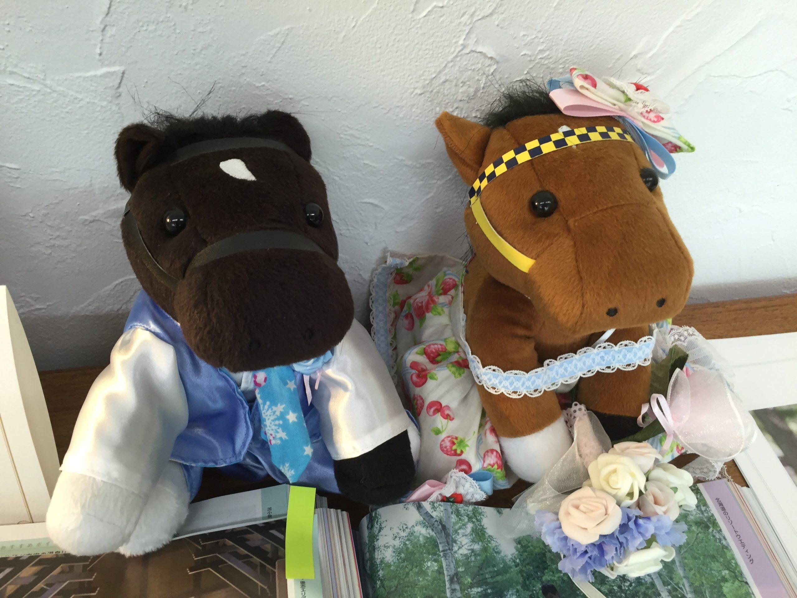 馬に囲まれた結婚式~ノーザンホースパーク ウェディング~