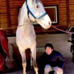 [クラファン]引退馬を救え!マッシュルームスープから始まる引退馬支援