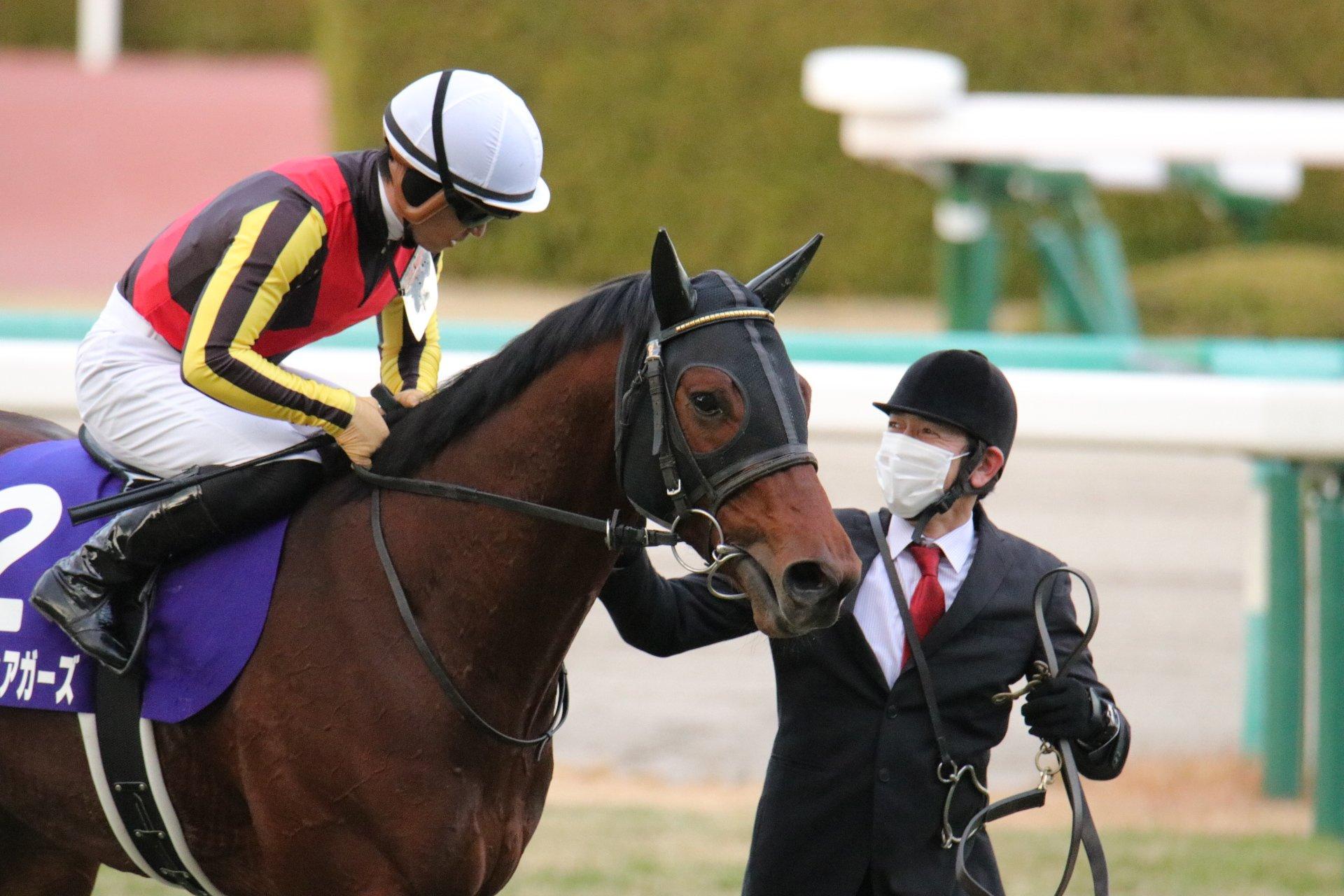 [重賞回顧]2歳牡馬のマイル王決定戦〜2020年・朝日杯フューチュリティステークス〜