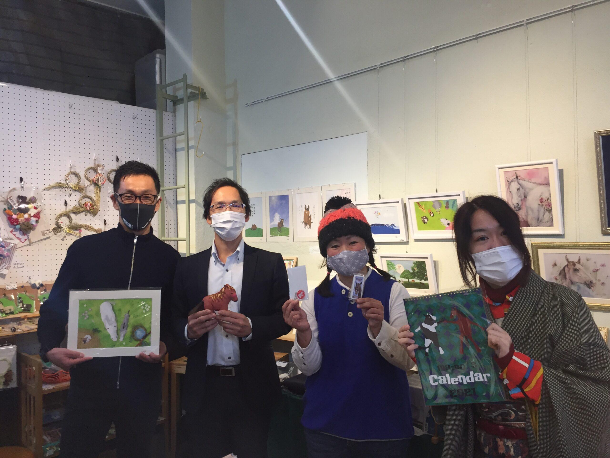 [取材レポ]馬が好きでしょうがない展〜馬好きアーティストの展示販売会〜