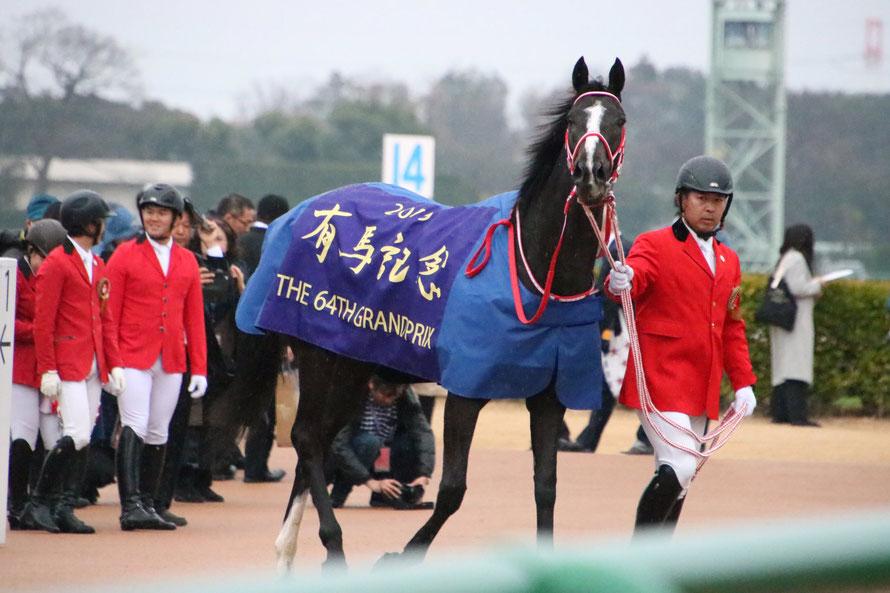 [重賞回顧]第64回有馬記念(GⅠ)~夢の第11レース~
