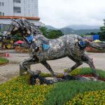 映画一本分の空旅で着く海外競馬 ~ 韓国『Let's Run Park Seoul』①