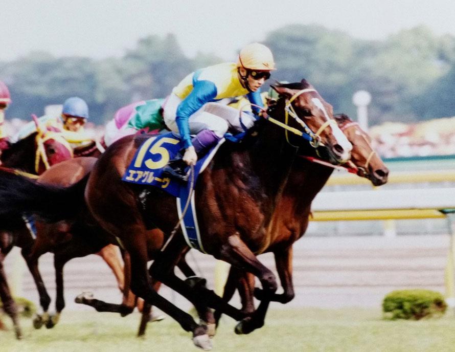 [平成名勝負]牝馬の時代~1997年札幌記念・エアグルーヴ~