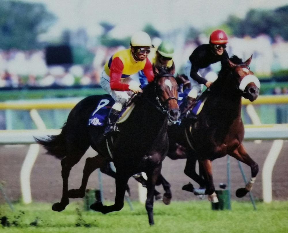 [平成名勝負]美しき2頭の英雄〜1998年NHKマイルC・エルコンドルパサー〜