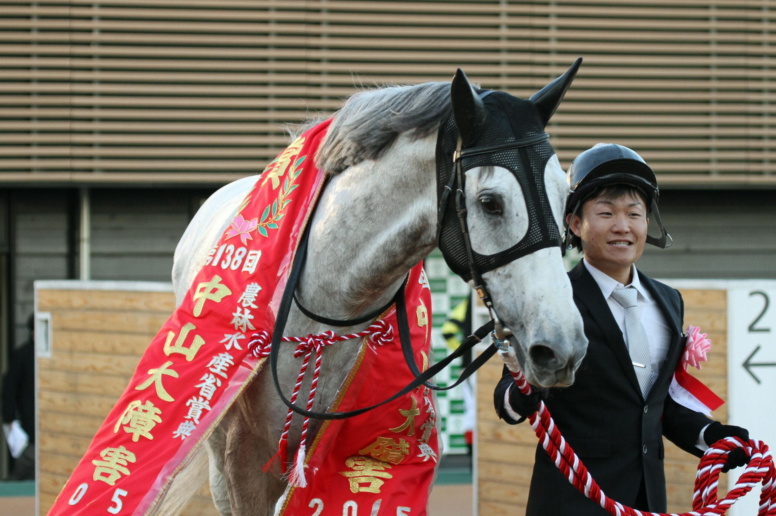 「僕の『ゴールドシップ』」林騎手1994回目、別れの騎乗~名障害馬・アップトゥデイト~