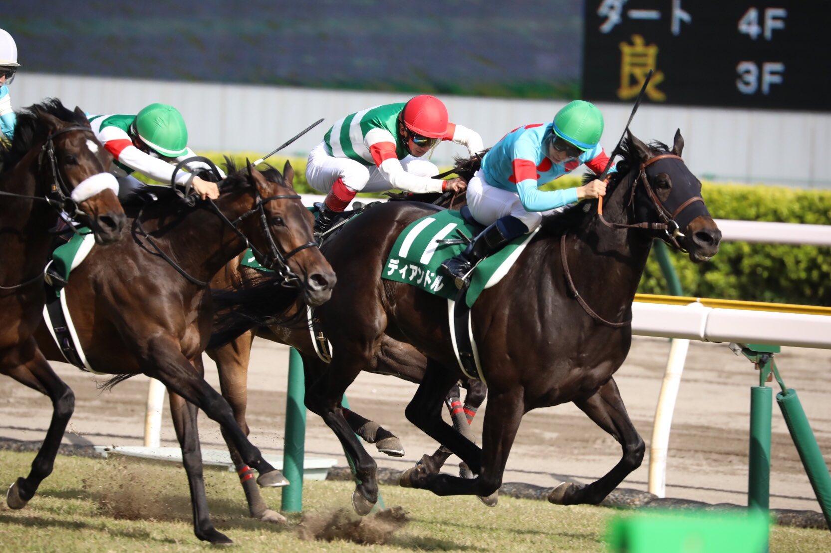 [重賞回顧]路線変更がついに結実~2021年・福島牝馬ステークス~