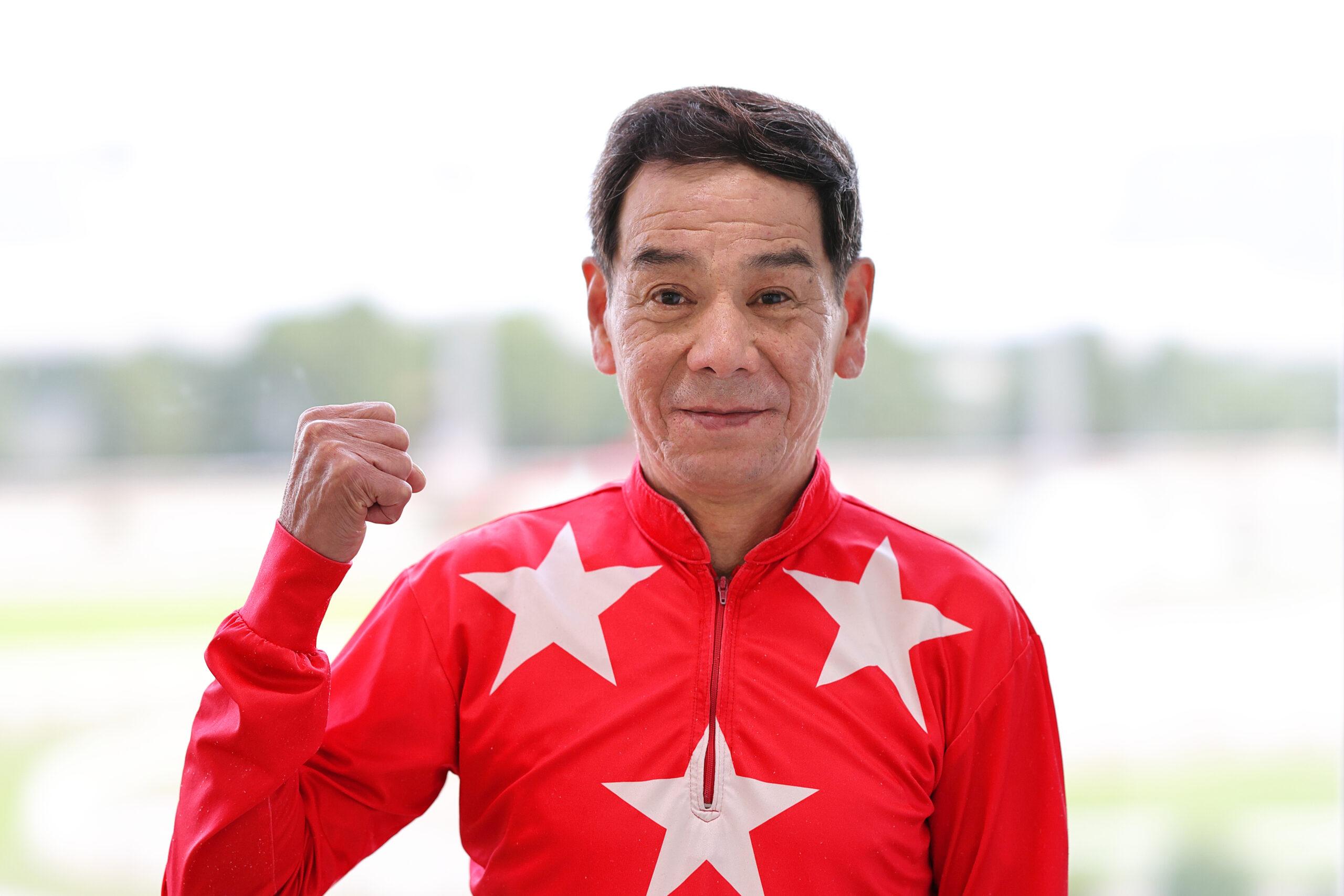 [インタビュー]的場騎手「種牡馬としても活躍出来たはずだった……」。名手が惜しんだ、悲運の中央馬。